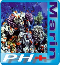 pH Plus Marin 100ml Erhöht den Ph Wert im Meerwasser Aquarium